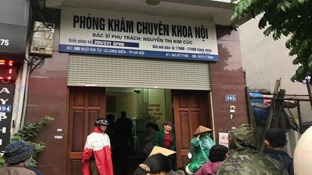Chủ tịch UBND TP Hà Nội Nguyễn Đức Chung yêu cầu làm rõ vụ bé 22 tháng tử vong ở phòng khám tư
