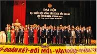 Đại hội Hội Nông dân tỉnh Bắc Giang, nhiệm kỳ 2018-2023: Đồng chí Bùi Thế Chung được bầu làm Chủ tịch Hội