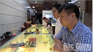 Giá vàng Rồng Thăng Long và SJC tiếp tục giảm