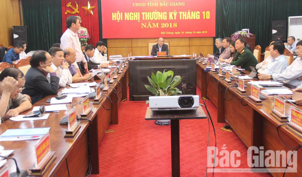 Bắc Giang tập trung sản xuất, bảo đảm đủ hàng hóa, kiểm soát thị trường dịp cuối năm