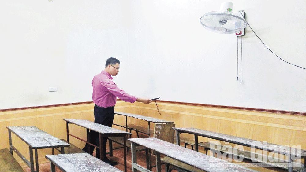 dạy thêm, học thêm, Giáo dục Bắc Giang