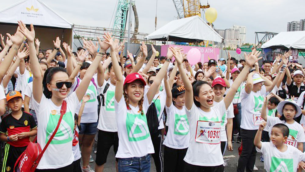 British ambassador to take part in BBGV Charity Fun Run
