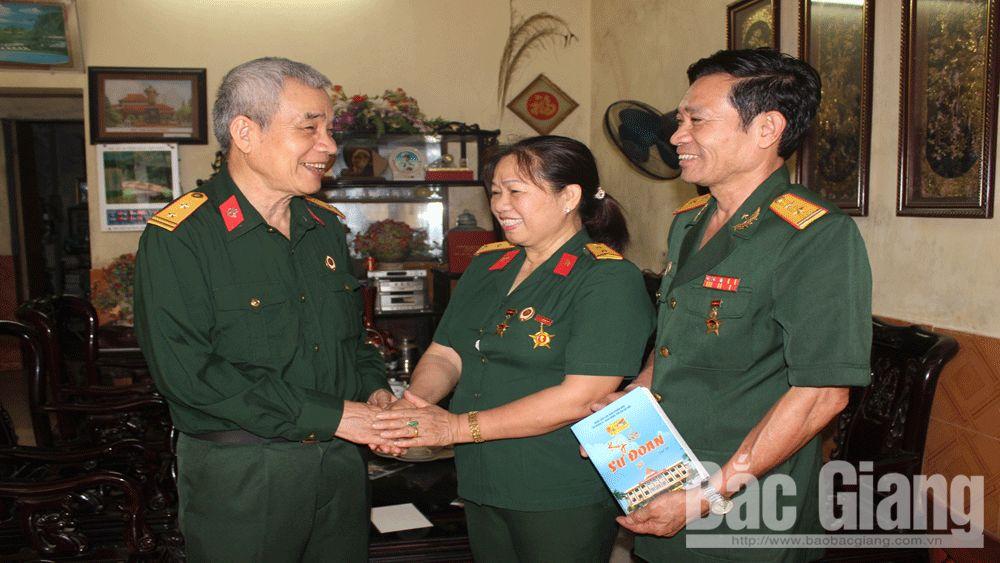 """""""Bộ đội Cụ Hồ"""", Cựu chiến binh,Bắc Giang, hội viên cựu chiến binh"""