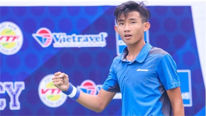 VN's player enters world super junior tennis champ quarter-finals