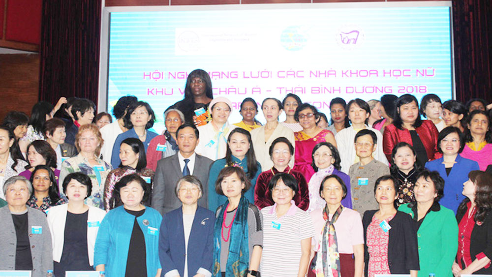 Asia Pacific female scientists' gathering discusses boosting women's role in digital era