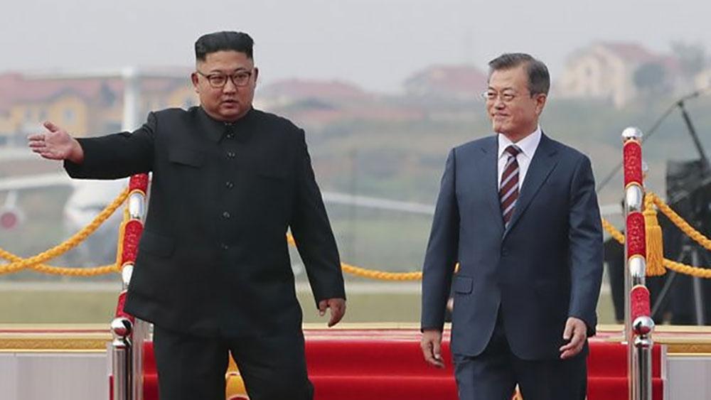Phi hạt nhân hóa, Triều Tiên, lộ trình dài hơi, đầy chông gai, Mỹ, Hàn Quốc, Kin Jong-un