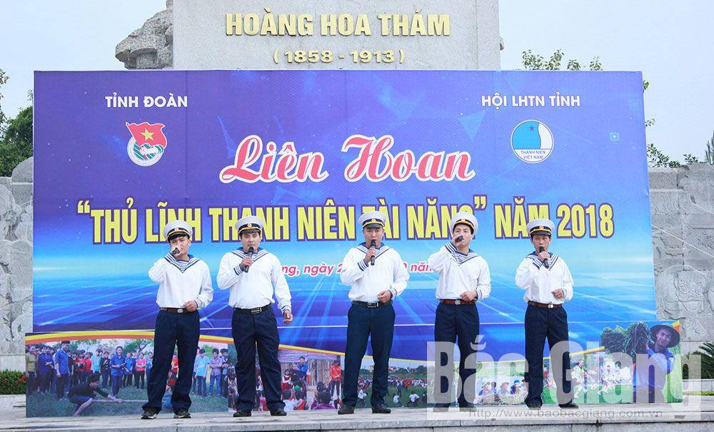 Bắc Giang, Lục Ngạn, Hồng Giang, thủ lĩnh, thanh niên, tiêu biểu