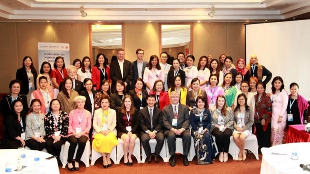 Experts discuss promotion of economic empowerment for ASEAN women