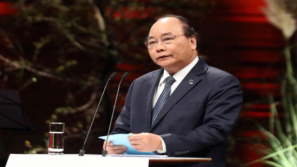 Thủ tướng Nguyễn Xuân Phúc dự Hội nghị thượng đỉnh Đối tác vì tăng trưởng xanh và các mục tiêu toàn cầu đến năm 2030