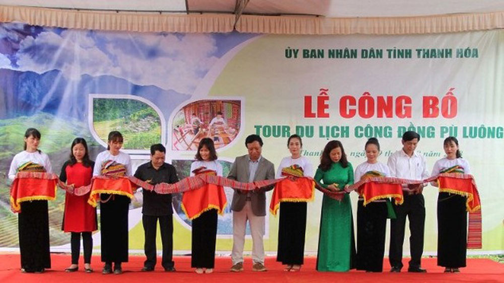 Thanh Hoa province, new community-based tours, Pu Luong, nature reserve, science research, socio-economic, ecotourism development, ethnic minority groups