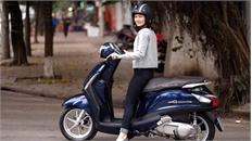 Xe máy cho phụ nữ