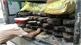 Phát hiện ô tô chở số lượng lớn gỗ lậu