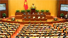 Sáng mai (22-10), khai mạc kỳ họp thứ 6, Quốc hội khóa XIV