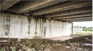 Cầu chui trên cao tốc 34.000 tỷ bị thấm nước