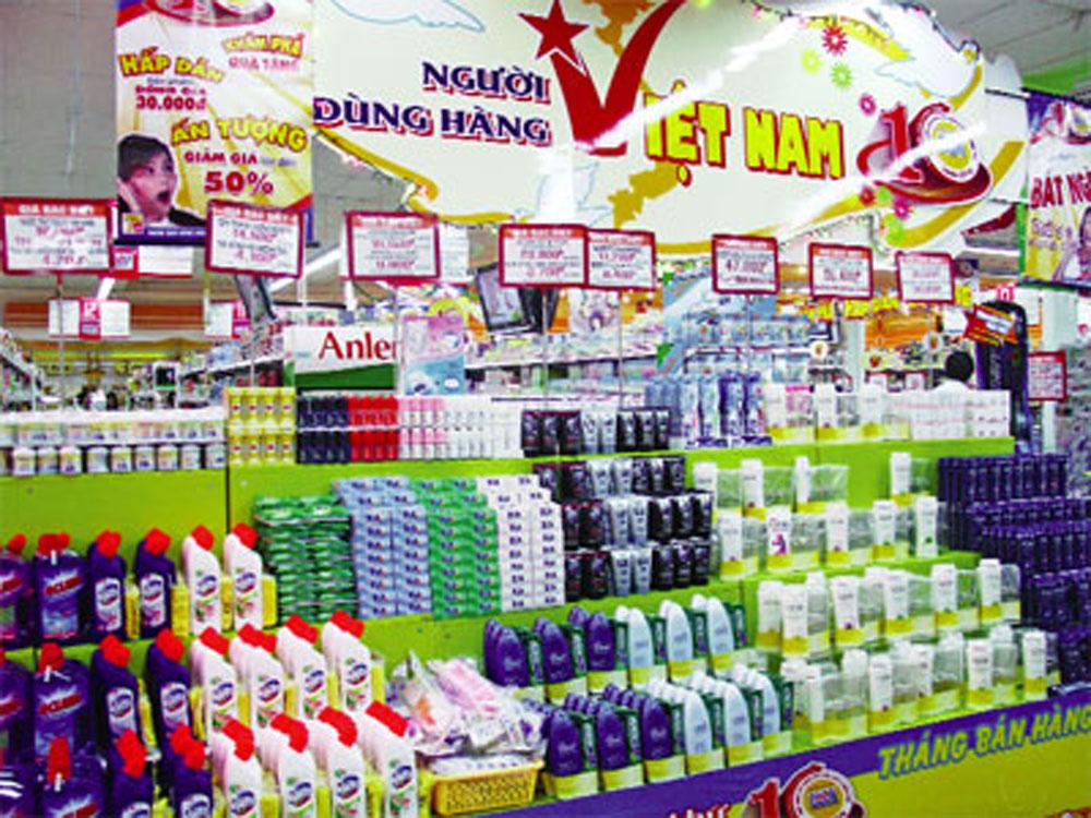Gala, Proud of Vietnamese Goods, Vietnamese Goods Identification, public awareness, technological solution services, Vietnamese enterprises, global suppliers, local suppliers