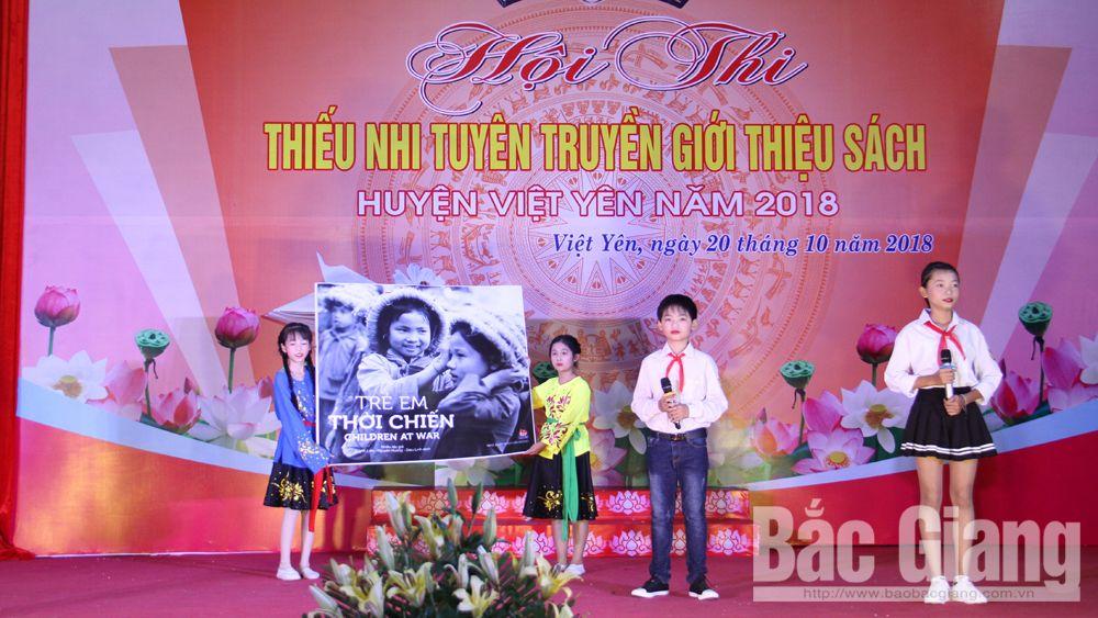 Việt yên, hội thi, tuyên truyền sách