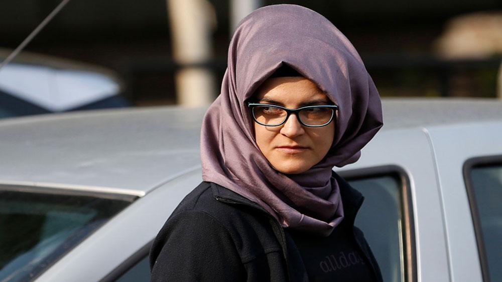 Thổ Nhĩ Kỳ, thông báo, bảo vệ, người vợ chưa cưới, nhà báo Khashoggi