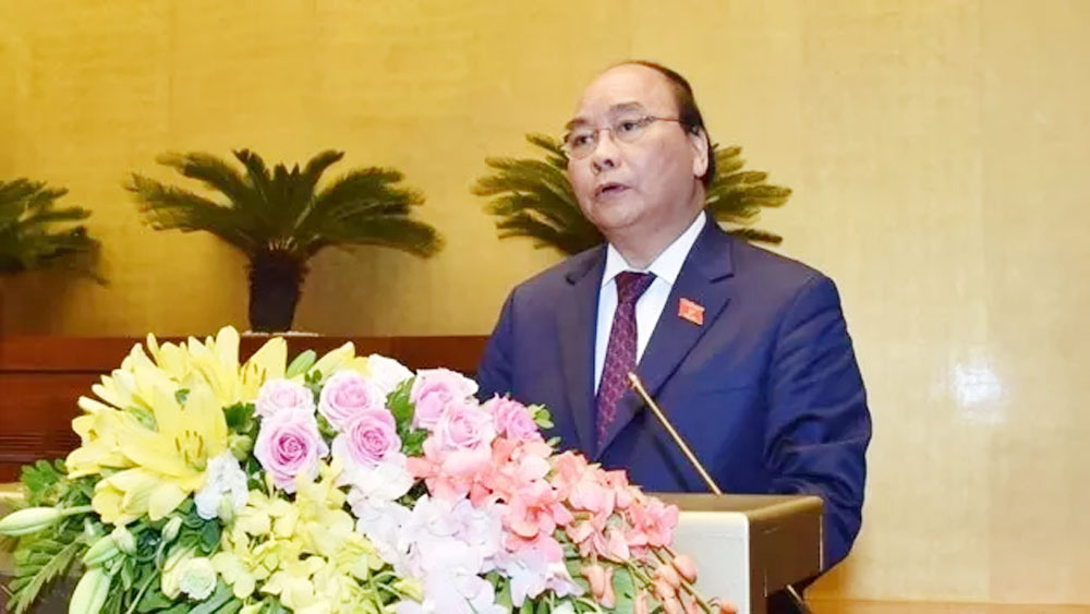 Vietnamese PM sees growth for 2018 at 6.7%