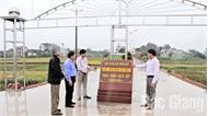 Xây dựng nông thôn mới ở Tiên Lục: Khơi dậy sức dân  hoàn thành các tiêu chí
