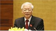 Phát biểu nhậm chức của Tổng Bí thư, Chủ tịch nước Nguyễn Phú Trọng tại kỳ họp thứ 6, Quốc hội khóa XIV