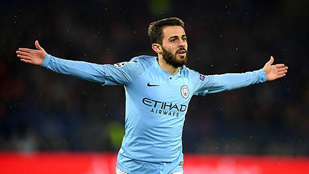 Man City lên đầu bảng nhờ chiến thắng 3-0