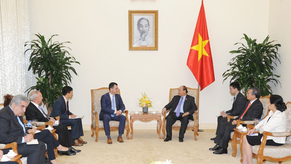 PM sets Vietnam-Romania trade target at over US$500 mln