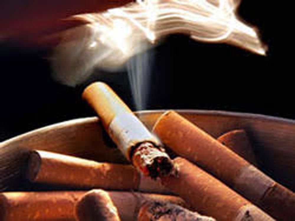 khói thuốc lá, ám vào đồ đạc, hại sức khỏe