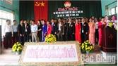 Ủy ban MTTQ xã Phúc Sơn (Tân Yên) tổ chức đại hội điểm