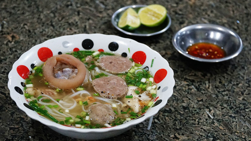 No, it's not pho. A Khmer woman has made a difference
