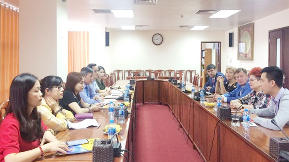 Vietnam, Belarus step up trade union cooperation