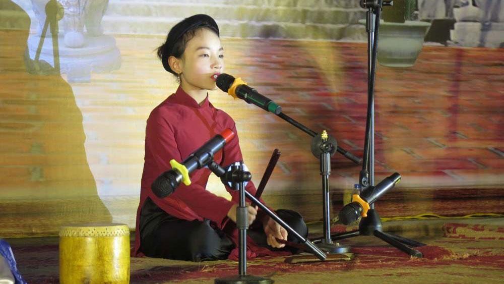 Liên hoan ca trù toàn quốc năm 2018, Hà Tĩnh, di sản ca trù