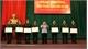 Trao thưởng cho lực lượng Biên phòng Quảng Trị về thành tích phá 2 án ma túy lớn