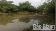 Hai học sinh ở xã Hoàng Thanh (Hiệp Hòa) tử vong do đuối nước