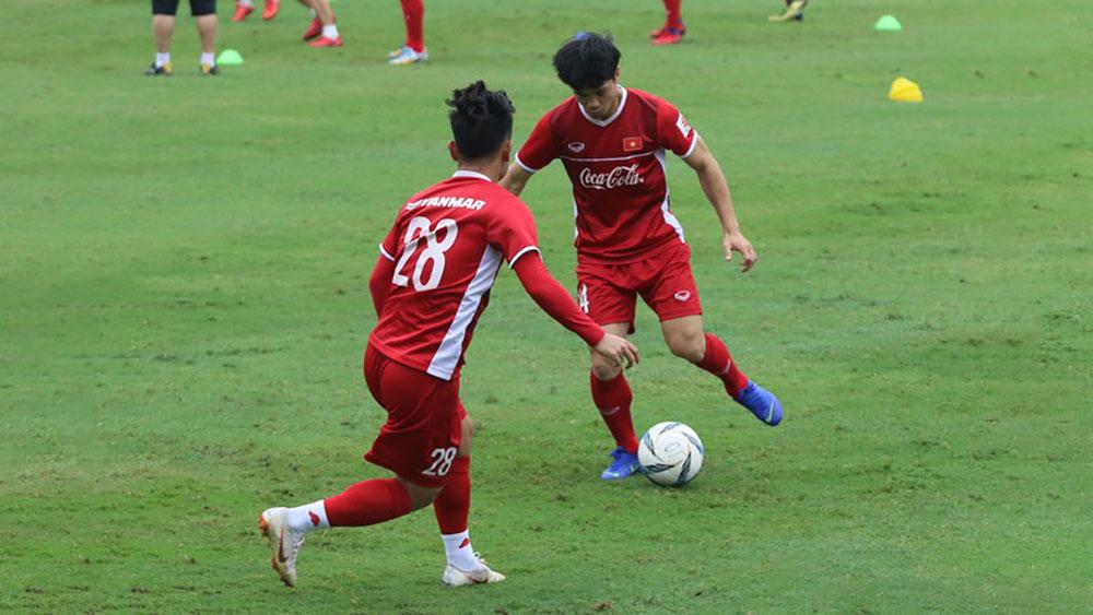Công Phượng, Thanh Trung ghi bàn, tuyển Việt Nam thắng ngược FC Seoul