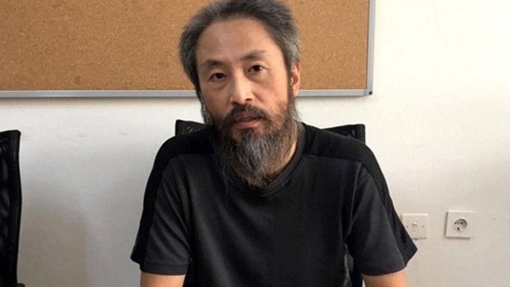 Nhà báo Nhật kể về hơn 3 năm 'địa ngục' khi bị phiến quân Syria bắt