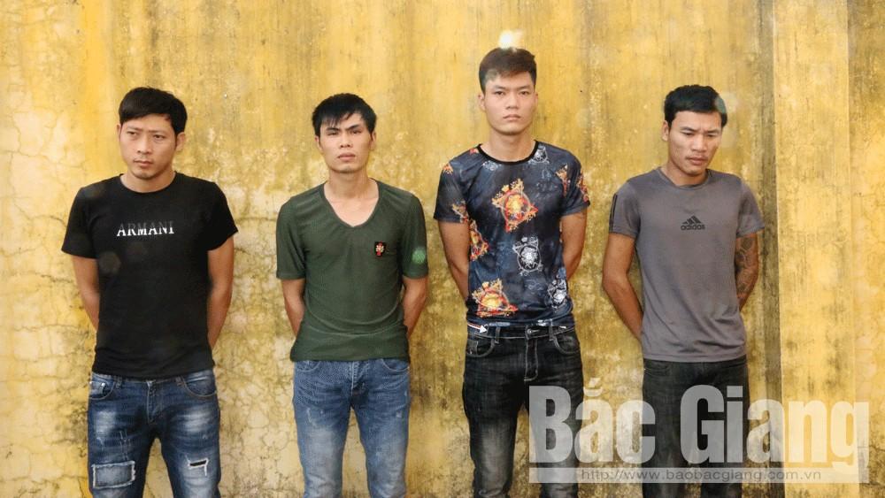 trộm cắp, Vân Trung, Việt Yên