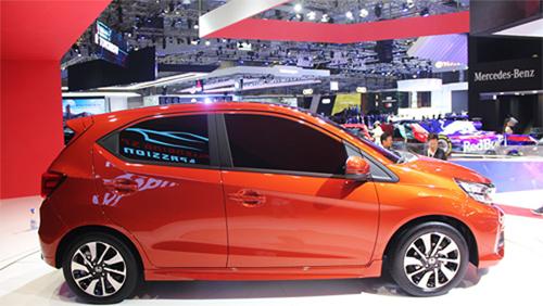 Honda Brio - đối thủ của Hyundai i10 về Việt Nam