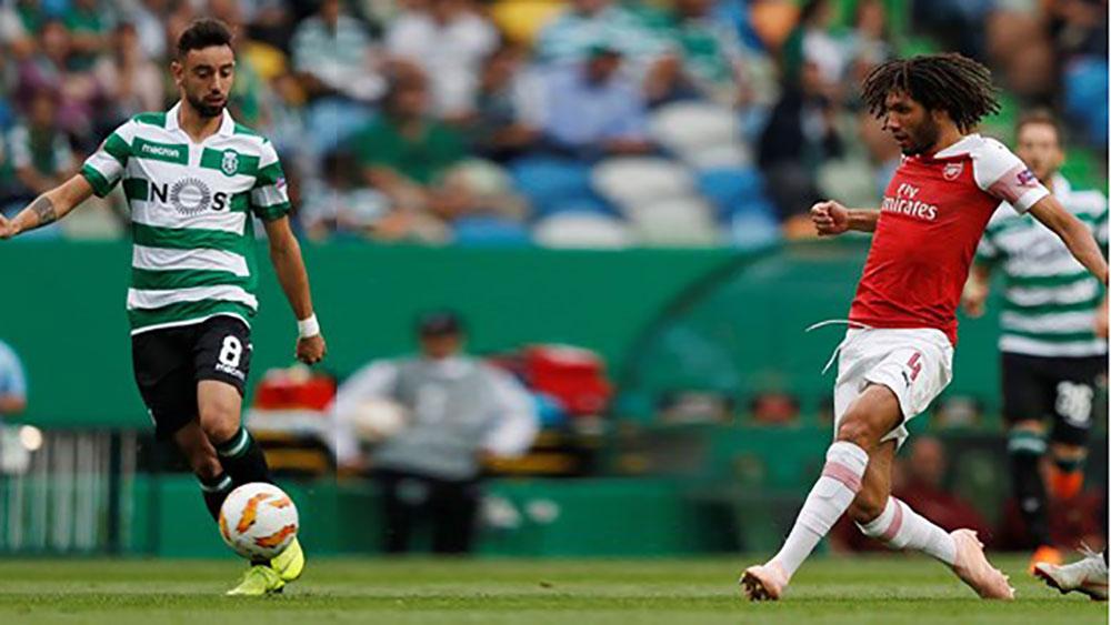Arsenal thắng trận thứ 11 liên tiếp sau khi vượt qua Sporting Lisbon
