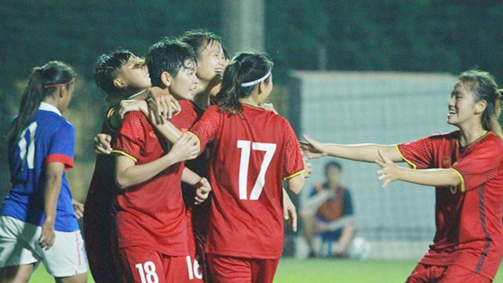 Vietnam, Malaysia, AFC U19, Women's Champs, women football team,  first qualifying round, Asian Football Confederation, fresh motivation