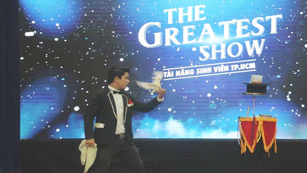 Talent contest kicks off for students in Ho Chi Minh City