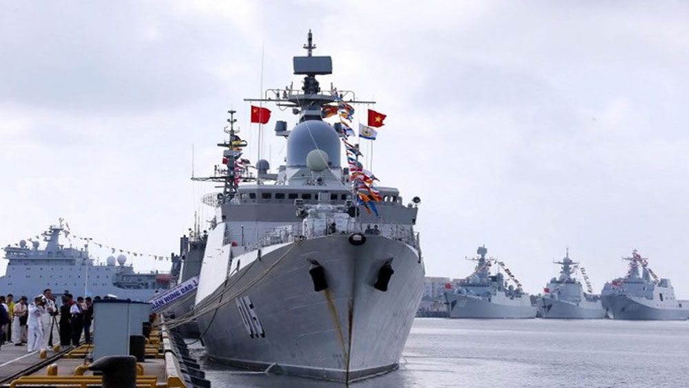Joint naval drill with China, ASEAN will enhance Vietnam's capabilities