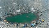 Bí ẩn hồ xương người ở Ấn Độ