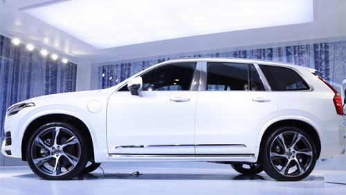 Volvo XC90 Excellence - SUV hạng sang Thụy Điển trình làng khách Việt