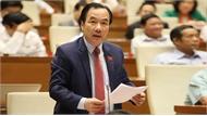 Phát biểu thảo luận của ông Ngô Sách Thực, đại biểu đoàn Bắc Giang tại kỳ họp thứ 6, Quốc hội khóa XIV