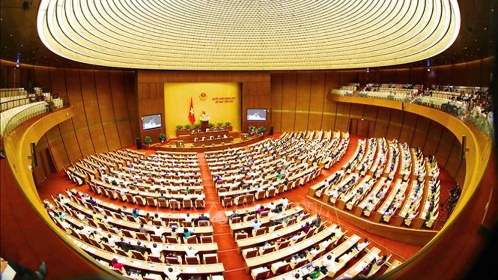 Kỳ họp thứ 6, Quốc hội khóa XIV, kinh tế xã hội, đại biểu Quốc hội, thảo luận tại hội trường, Quốc hội