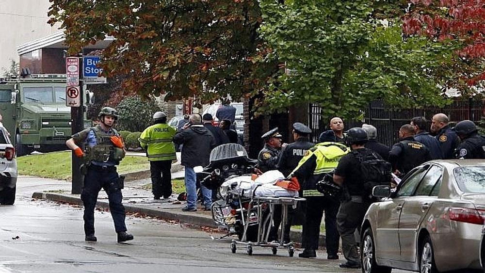 Mỹ: Nổ súng tại Pittsburgh, 7 người thiệt mạng