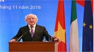 Ireland: Ông Michael Higgins tái đắc cử Tổng thống
