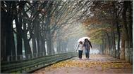 Gió mùa Đông Bắc khiến Bắc Bộ se se lạnh