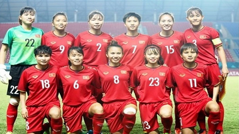 Vietnam's U19 women crush Singapore at AFC champs