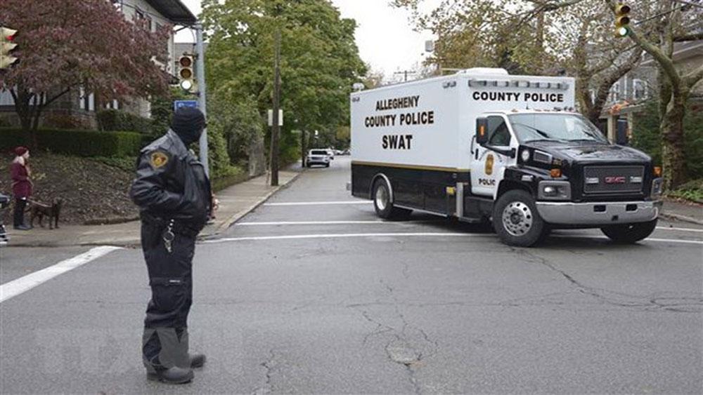 Thủ phạm vụ xả súng tại Pittsburgh bị cáo buộc 29 tội danh